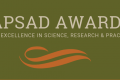 2019 APSAD Awards Nominations are Open