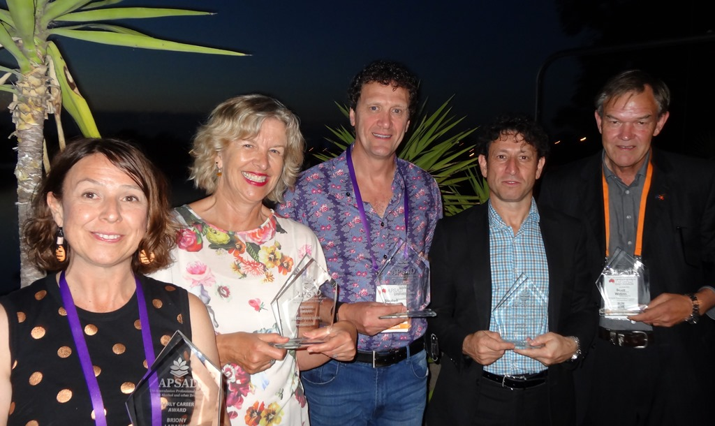 2017 APSAD Award winners resized