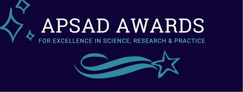 APSAD Awards Banner