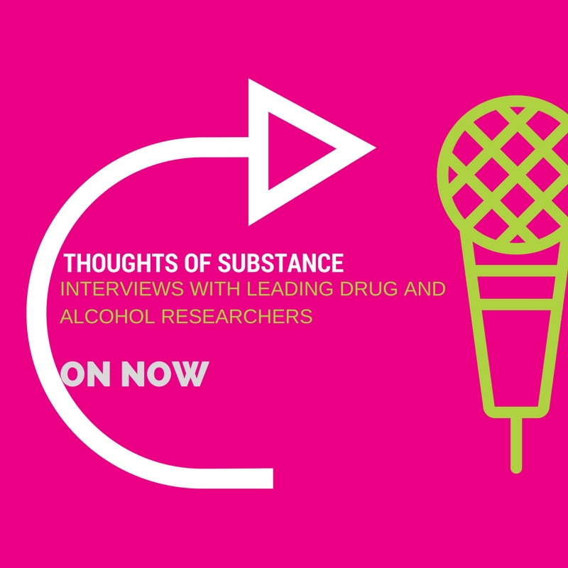 Thought of Substance podcast slide